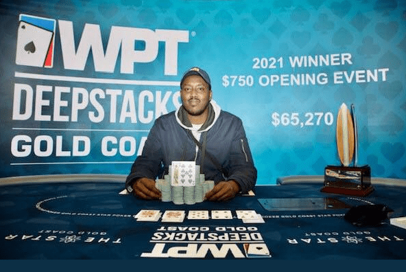 WPTDS Gold Coast : Hassan wins #1 for AUD$65,270, Amiri locks up the 2k 1 day