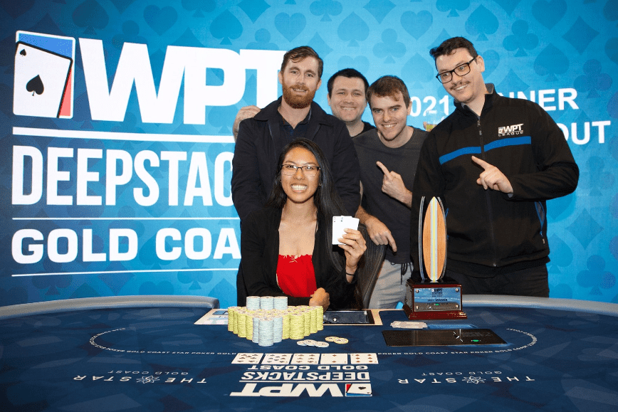 WPTDS Gold Coast #3: Lily Sotsavanh shines to take down record $330 NLH Freezeout