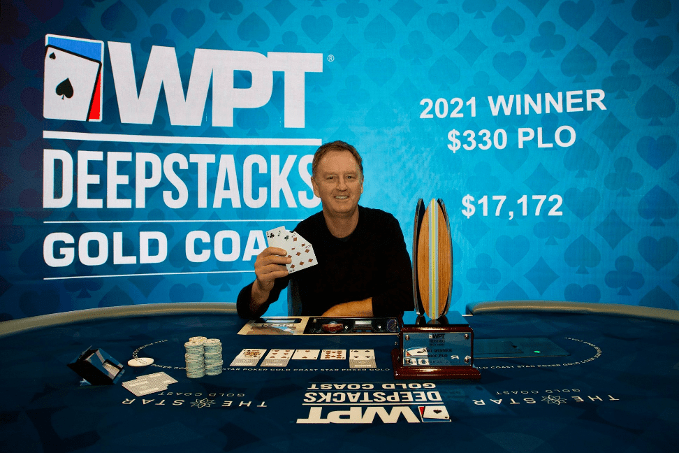 WPTDS Gold Coast #4 PLO: Thwaites thwarts Hassan's quest for 2 from 2