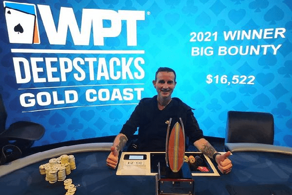 WPTDS Gold Coast #5: Big Bounty Beckhaus win for the West