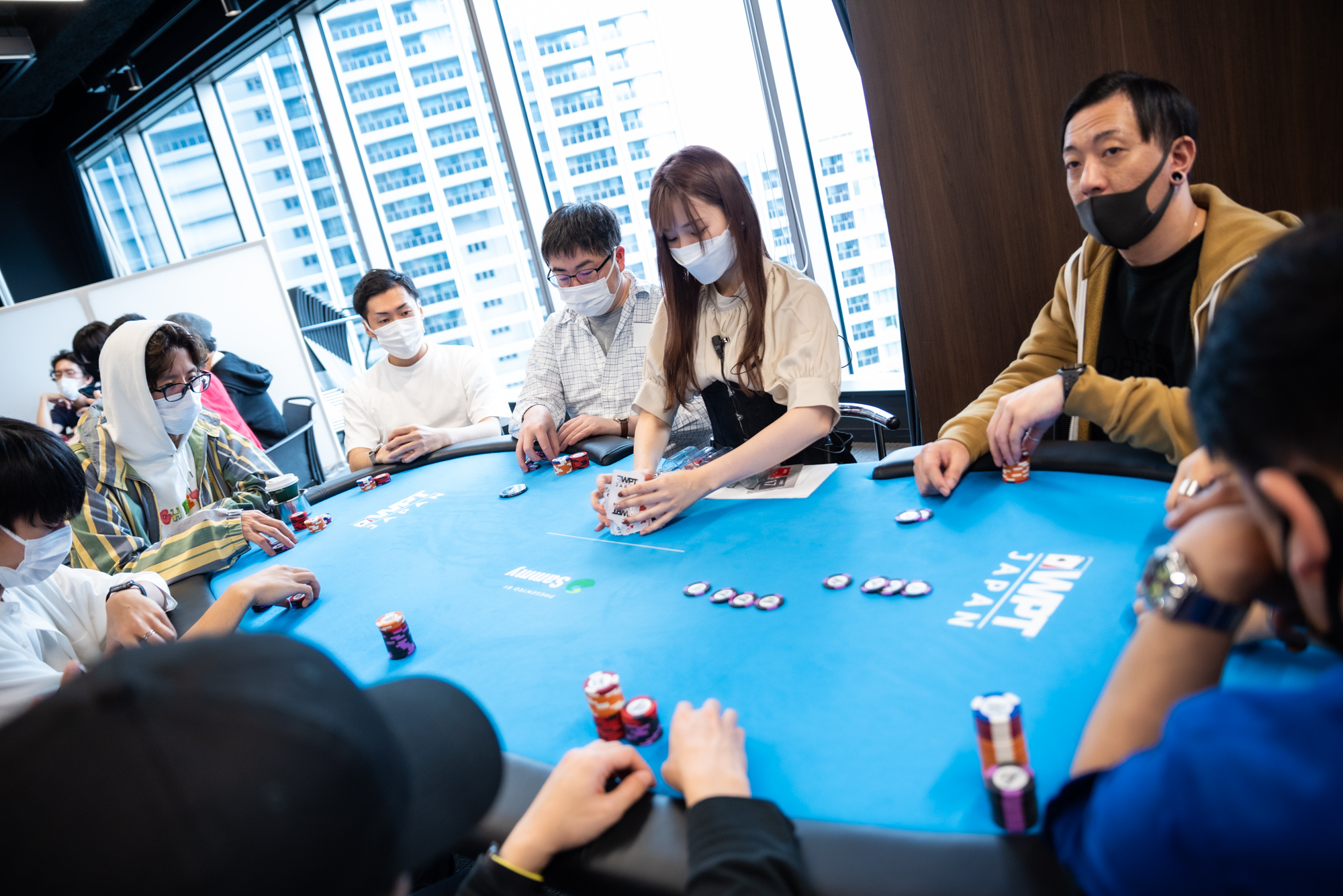 WPT Japan  2021 to blitz player record. Qualifiers end September 16